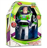 Баз Светик говорящая и действующая фигурка. (Talking Buzz Lightyear Action Figure -- 12'')